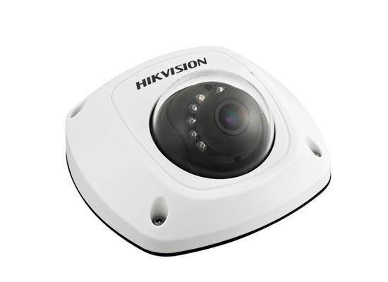 Hikvision Entryway Camera